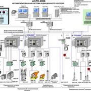 Автоматизированная система радиационного контроля АСРК-2006 фото