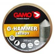 Пуля пневматическая GAMO G-Hammer 4,5 мм (200 шт.) фото