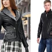 Пошив кожаной куртки классика и другие. Низкие цены по Киеву, ателье пошива одежды. фото