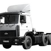 Седельный тягач 6х4 МАЗ-6422А5-320 фото