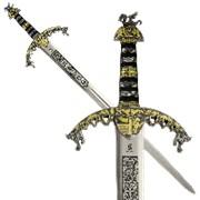 Декоративный меч Ричарда Львиное сердце фото