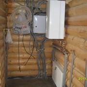 Обслуживание и ремонт газовых котлов фото
