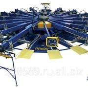 Автоматический трафаретный печатный станок карусельного типа PRISM II фото