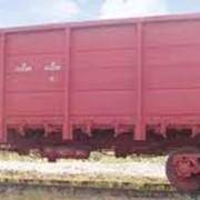 Полувагон модель 12-4106-02, Полувагон, Полувагон в Алматы, Полувагоны грузовые, Полувагоны грузовые купить фото