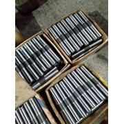 Производство фланцевых шпилек, с 2х сторонней резь фото