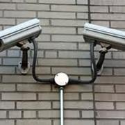 Монтаж уличных видеокамер фото