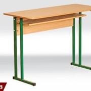 Лабораторный стол для химии. Мебель лабораторная. Школьная мебель от производителя фото