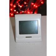 Терморегулятор програмируемый E91 сенсорный для теплого пола фото