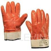 Перчатки морозонефтемаслостойкие (манжет-крага) с КРОШКОЙ фото