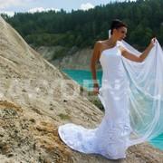 Свадебное платье из новой коллекции Многогранность фото