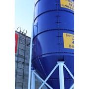 Силос цемента СП-215 фото