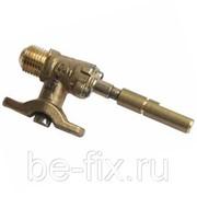 Кран газовый для газовой плиты Indesit C00078594. Оригинал фото