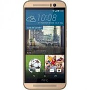 HTC ONE M9 gold фото