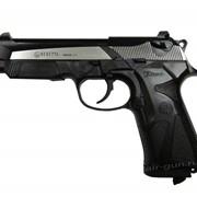 Пистолет пневматический Beretta 90 TWO Dark Ops фото
