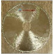 Диск алмазный отрезной для мрамора. Пр-во INTERFLEX (Корея) фото