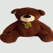 Автотранспортная игрушка Медведь кудрявый,шоколад. 100см. Тутси фото