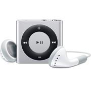 Плеер Apple iPod shuffle 4 2Gb Silver MC584 фото