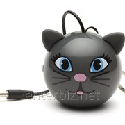 Колонка KitSound Mini Buddy Speaker Cat (KSNMBCAT), код 129447 фото