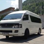 Аренда микроавтобуса на любые случаи Алматы фото
