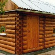 Баня для загородного дома деревянная фото
