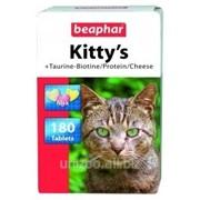 Витамины для кошек Beaphar Kitty's Mix 180 шт фото