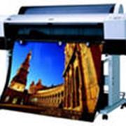 Интерьерная широкоформатная печать фото