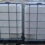 Еврокубы б-у 1200 литров .бочка капроновая 1,2 куба фото