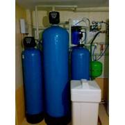 Проектирование и монтаж установок для очистки воды фото