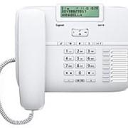 Gigaset DA710 Белый Проводной телефон фото