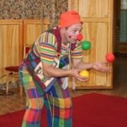 Шоу клоуна фото