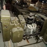 Генератор армейский АБ-8-Т/230 фото