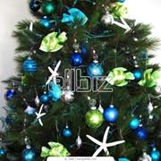 Деревья новогодние фото
