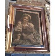 Реставрация картин антиквариата старых картин.Киев фото