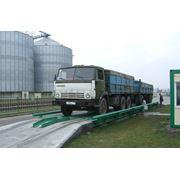Установка автомобильных весов Одесса Харьков фото
