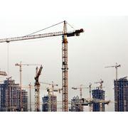 Аренда грузоподъемной механизации для гражданского строительства и строительной индустрии фото