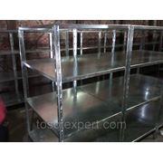 Полочный стеллаж от производителя 900*400*2000/5-полок фото