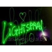 Краска аэрозольная Glow-in-Dark люминесцентная (светится в темноте) 400мл фото