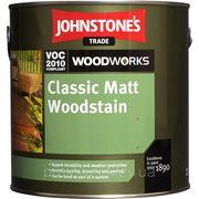 Антисептик Classic Matt Woodstain Johnstone's, 2.5 л. фото