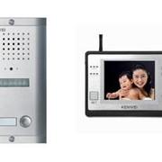 Видео-домофон Kenwei KW-V730C +KW-V135MC фото