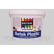 Водорастворимая Акриловая Краска Betek Plastic фото