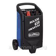 Однофазное переносное профессиональное зарядное устройство Major 650 Start фото