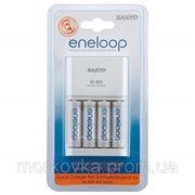 Зарядное устройство для аккумуляторов Sanyo MQR06 Санио MQR-06, MQR 06, купить фото