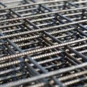 Сетка кладочная (армапояс) 50х50х5,0 для армирования железо-бетонных конструкций. фото