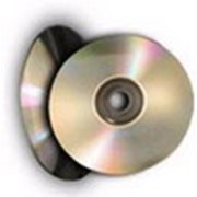 Диск CD-R 80min 52x No print Bulk-100 /600/ фото