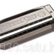 Губная гармоника Hohner Silver Star 504/20 C фото