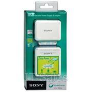портативная зарядка Sony Sony USB Charger Li-ion version(1120mAh) charger фото