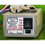 АИДА-10s —автоматическое импульсное десульфатирующее зарядно-предпусковое устройство для АКБ 4-180А*час с режи фото