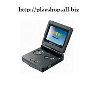 Приставка игровая Game Boy Adv-SP Black 400 в 1+сумка большая GBA XP (gba) фото