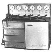 Стенд для испытания пневмоаппаратов К-245М фото