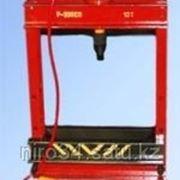 Стенд. гидроиспытание блока ЯМЗ-240 на герметичность СПБ-240 фото
